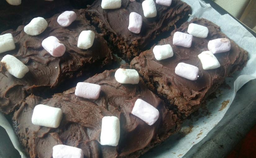 Homemade Super Chocolate BrowniesRecipe