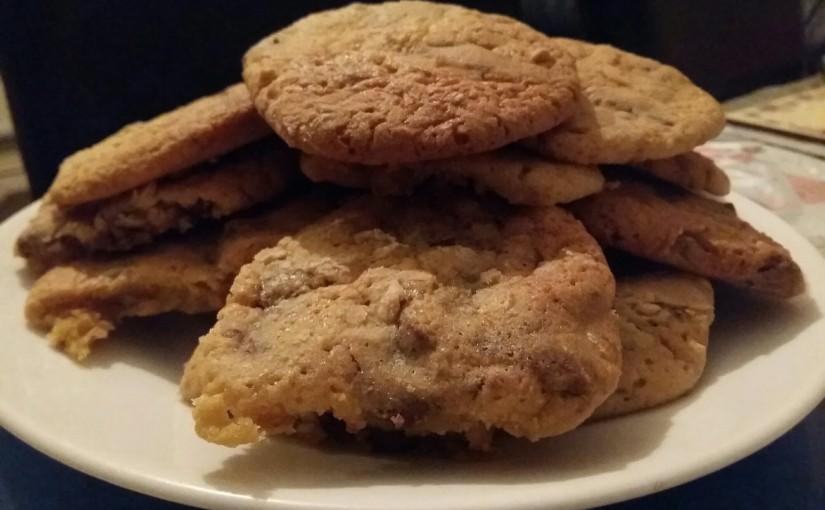 Homemade Chocolate Chip CookieRecipe