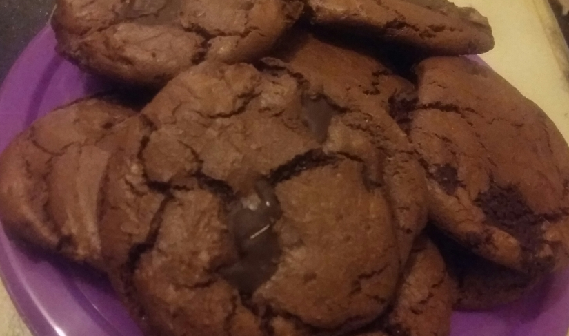 Double Chocolate Chip Cookie Recipe
