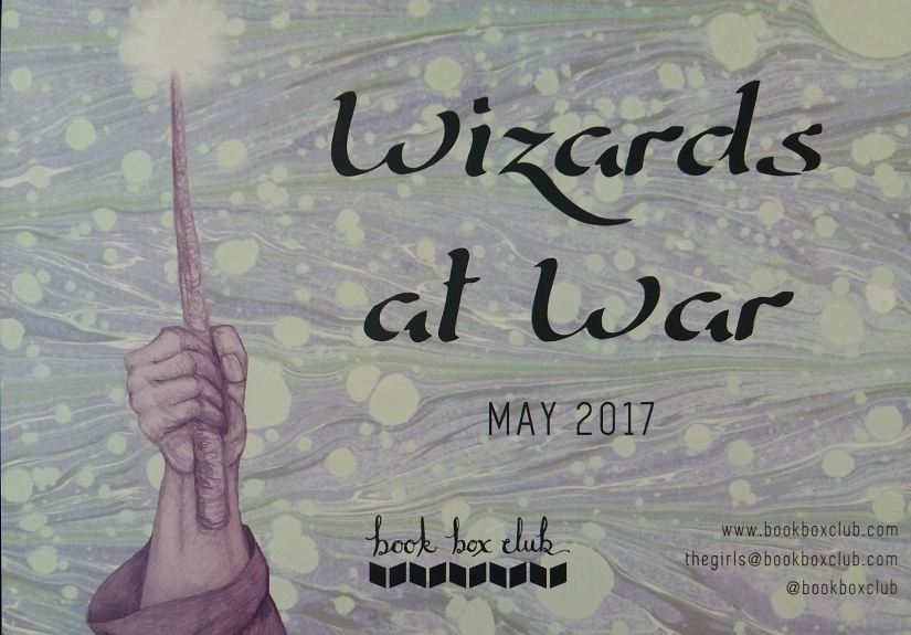 Little Bit Of Magic – Wizards at War Unboxing