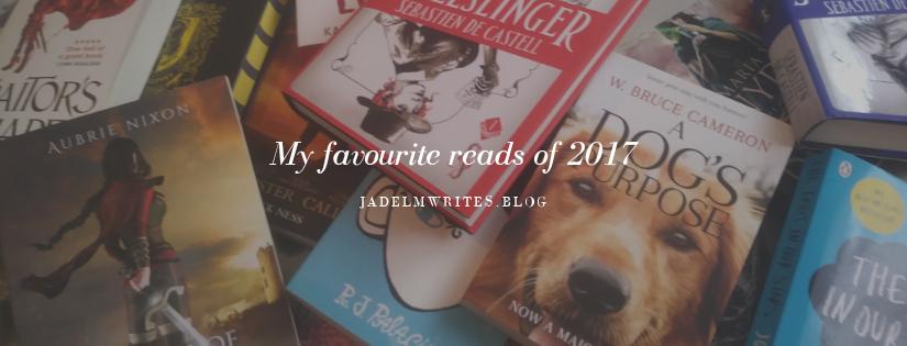 Top Ten Reads Of My2017