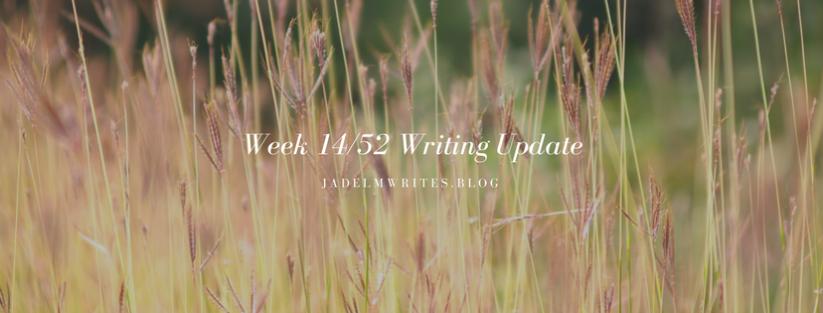 Week 14/52 Writing Update: Achievement Get:Procrastination