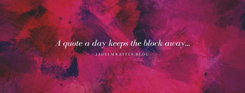 Three Quotes, Three Days, One Challenge: DayOne