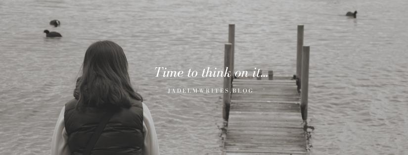 Week 16/52 Writing Update:Thinking